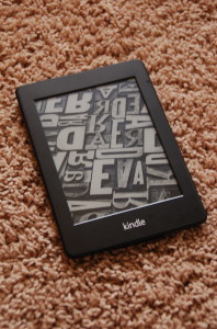 Love my kindle.